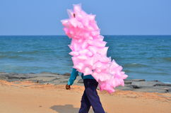Rose Lollipop Stock Photos