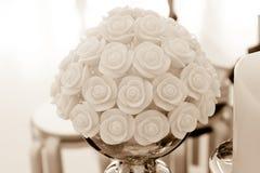 Rose made from sugar Stock Photos