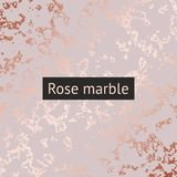 Rose marble. Vector decorative pattern for design royalty free illustration