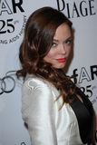 Rose Mc Gowan. Rose McGowan  at the amfAR Inspiration Gala, Chateau Marmont, West Hollywood, CA 10-27-11 Royalty Free Stock Photography