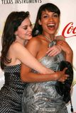 Rosario Dawson,Rose Mc Gowan Royalty Free Stock Image