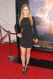 Rose McIver at the Los Angeles Premiere of  Stock Photo