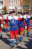 Rose Monday Parade (Rosenmontagszug) 2011 in Mainz Royalty Free Stock Photography