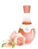 Rose oil Stock Photo