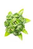 Rose Of Pandan Leaf. Fotografía de archivo
