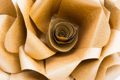 Rose paper Royalty Free Stock Photo