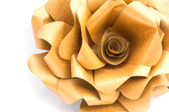 Rose paper with gradient. Blurry photo of rose paper background with gradient Royalty Free Stock Photo