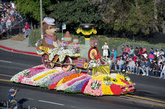 Rose Parade Royalty Free Stock Images