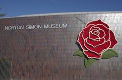Rose Parade Logo Imágenes de archivo libres de regalías