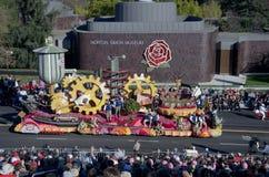 Rose Parade and Norton Simon Museum Royalty Free Stock Photo