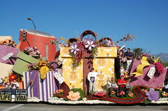 Rose Parade Pasadena Royalty Free Stock Photo