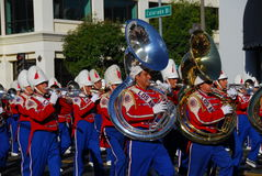 Rose Parade Pasadena 2011 Royalty Free Stock Images