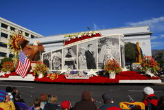 Rose Parade Pasadena 2011 Stock Photos