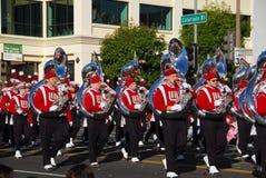Rose Parade Pasadena 2011 Stock Image
