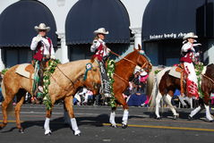 Rose Parade Pasadena 2011 Stock Photo