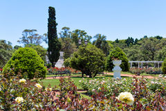 Rose Park (Rosedal), Buenos aires Argentinië royalty-vrije stock fotografie
