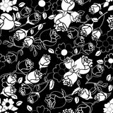 Rose Pattern Royalty Free Stock Photo