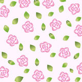 Rose pattern Stock Photos