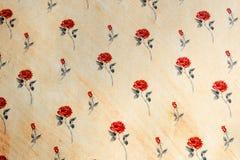 Rose Pattern Royalty Free Stock Photos