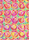 Rose Pattern Royalty Free Stock Images