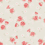 Rose pattern 2 Stock Photography