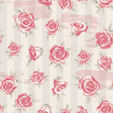 Rose pattern 4 Stock Photography