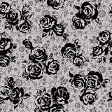 Rose pattern Royalty Free Stock Photos