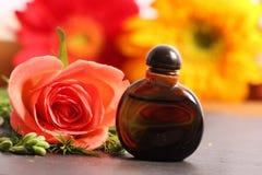 Rose Perfume royalty-vrije stock fotografie