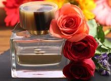 Rose Perfume royalty-vrije stock foto