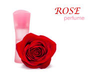 Rose perfume Stock Photos