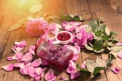 Rose Petal Jam fotografie stock