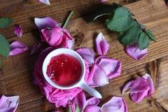 Rose Petal Jam Royalty Free Stock Photos