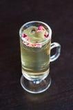 Rose petal tea Royalty Free Stock Photography