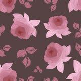 Rose Print ilustración del vector
