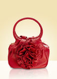 Rose purse Stock Photos