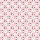 Rose Quartz flower seamless pattern Royalty Free Stock Image