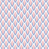 Rose quartz and serenity violet vector geometric. Rose quartz and serenity violet scale vector geometric seamless pattern. Classic simple style Royalty Free Stock Photography