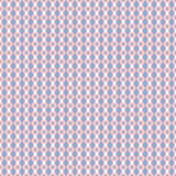 Rose quartz and serenity violet vector geometric. Seamless pattern. Classic simple rhombus style Royalty Free Stock Photography