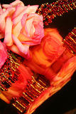 Rose r3fléchissante Images stock