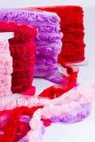 Rose ribbons Royalty Free Stock Photography
