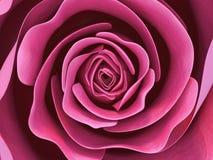 Rose rosada stock de ilustración