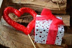 Rose rouge Photos libres de droits