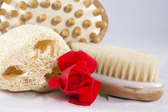 Rose Spa Stock Image
