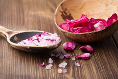 Rose spa. Royalty Free Stock Photography