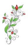 rose streszczenie obrazy royalty free
