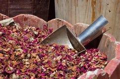 Rose Tea Foto de archivo libre de regalías