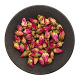 Rose tea buds Royalty Free Stock Images