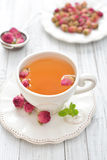 Rose tea Royalty Free Stock Photo