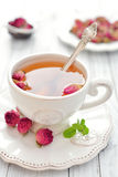 Rose tea Stock Images