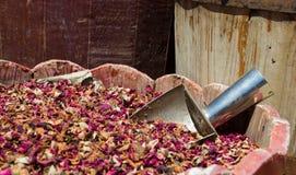 Rose tea Stock Photography
